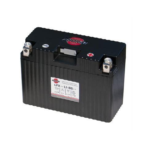Shorai LFX Lithium Motorcycle Battery