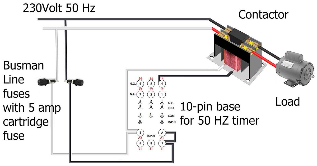 Wiring Diagram  28 Solid State Timer Wiring Diagram