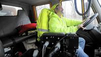 Plow drivers work continuously through blizzard to keep motorists safe