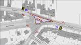 Verkeersimpact werken Dilbeek week van 12 april 2021: Dansaertlaan & Brusselstraat