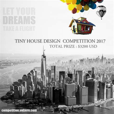 tiny house design competition  architect