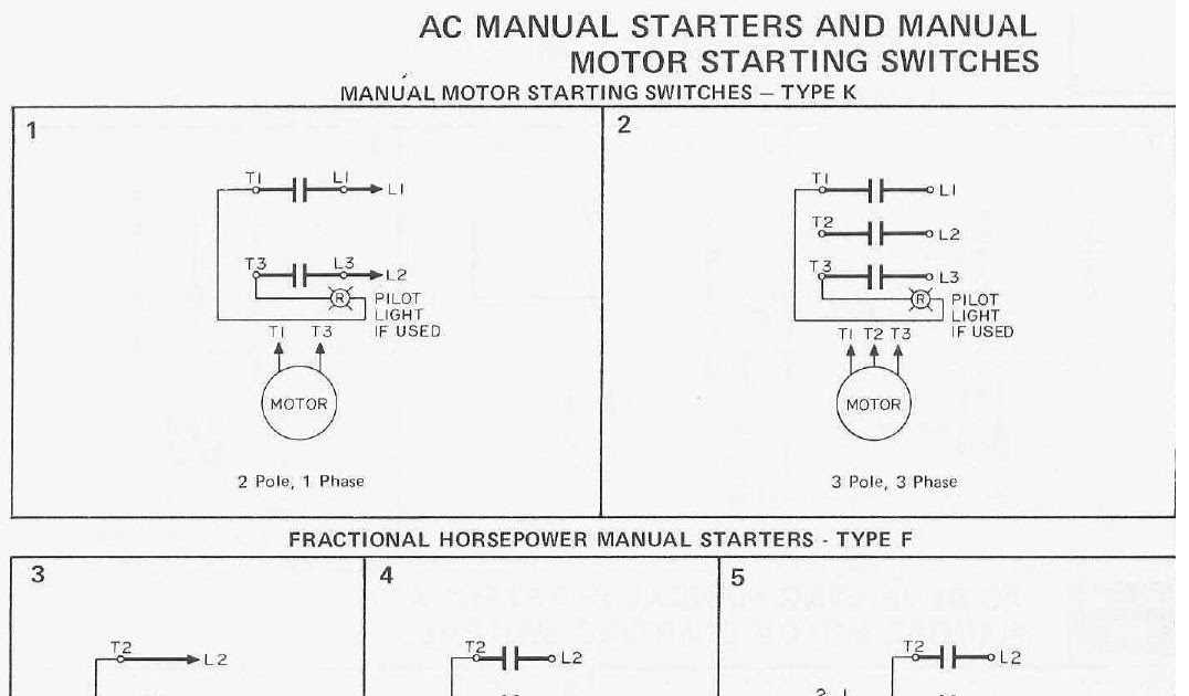 Fhp Manual Starter Wiring Diagram