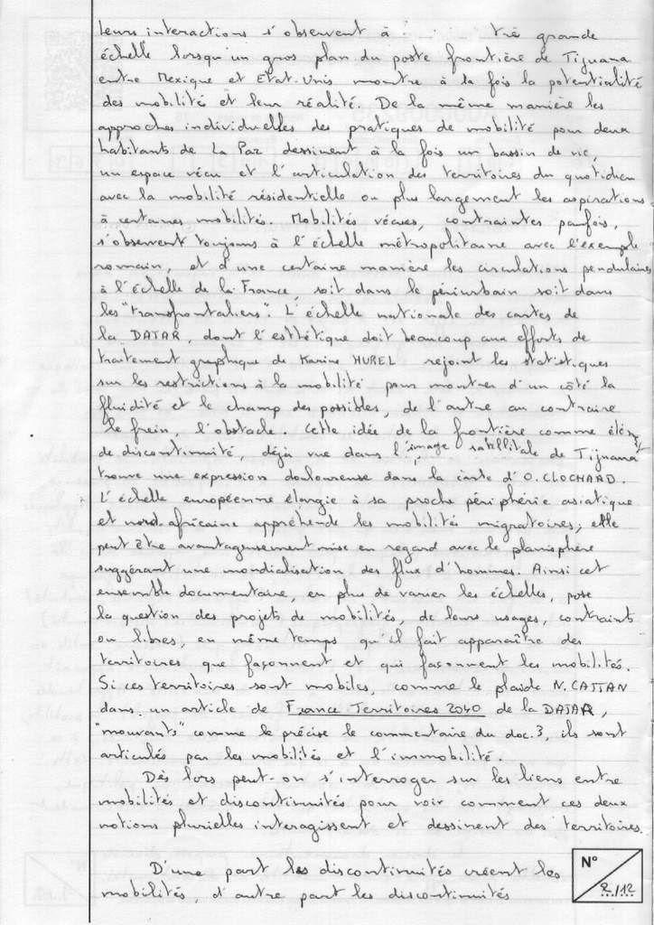 Exemple Détude Critique De Document Histoire - Le Meilleur ...