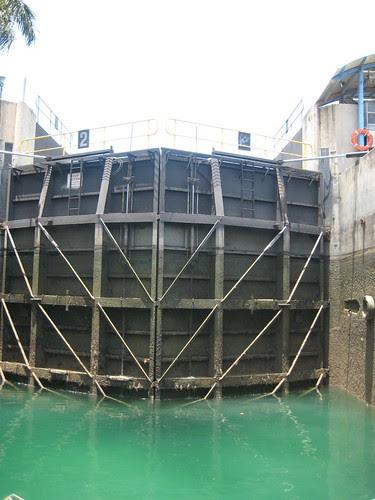 Cullen Bay Lock