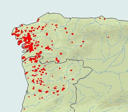 Mapa Incendios Galicia 2017.Incendios Galicia Mapa Mapa