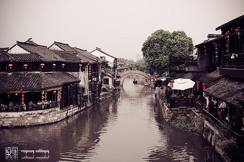 煙雨西塘 @Shanghai Trip