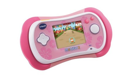 MobiGo 2 Touch Learning System Pink