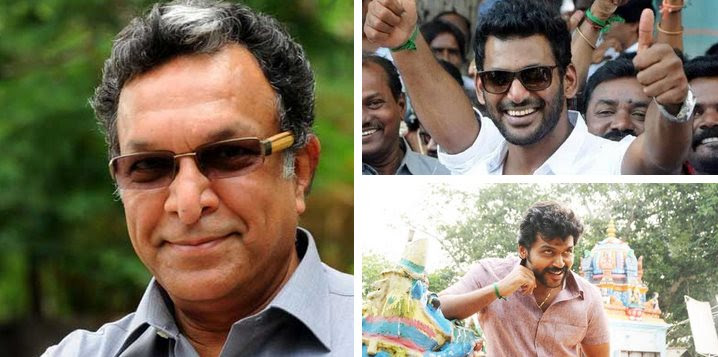 Nadigar Sangam Election Results: 'Pandavar Ani' Wins, Nasser elected president