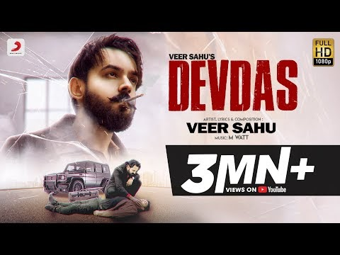 Devdas (Lyrics) - Veer Sahu, Pranjal Dahiya (HINDI) | Lyricsgoody