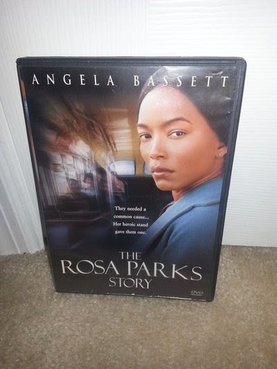 The Rosa Parks Story Dvd Movies For Sale On Lejeune Bookoo