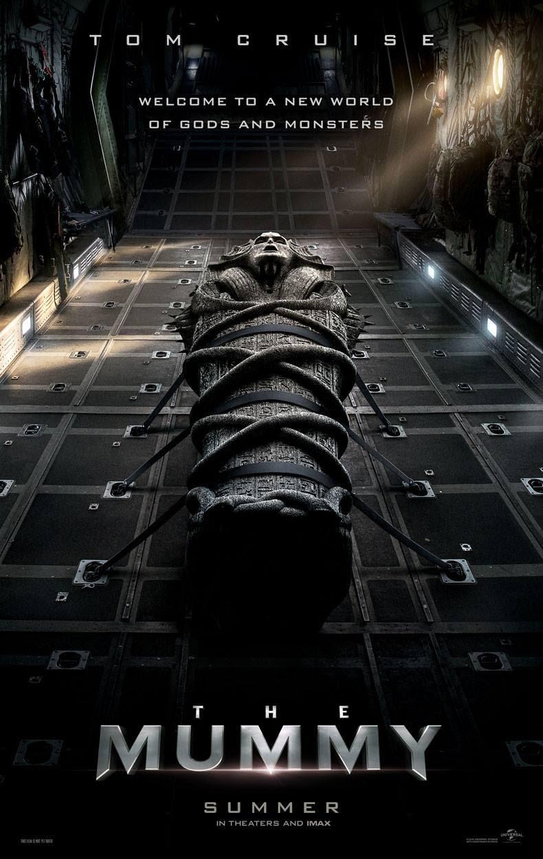 Resultado de imagem para The Mummy 2017 posters