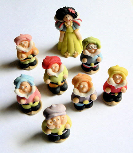 Sugar Sweet & the Seven Dwarfs