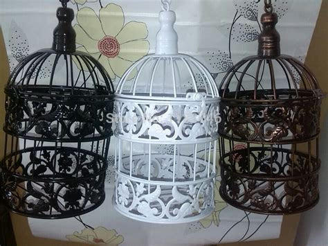 Online Buy Wholesale decorative bird cages weddings from