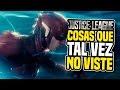 Cosas que tal vez no viste en el trailer de #JusticeLeague!