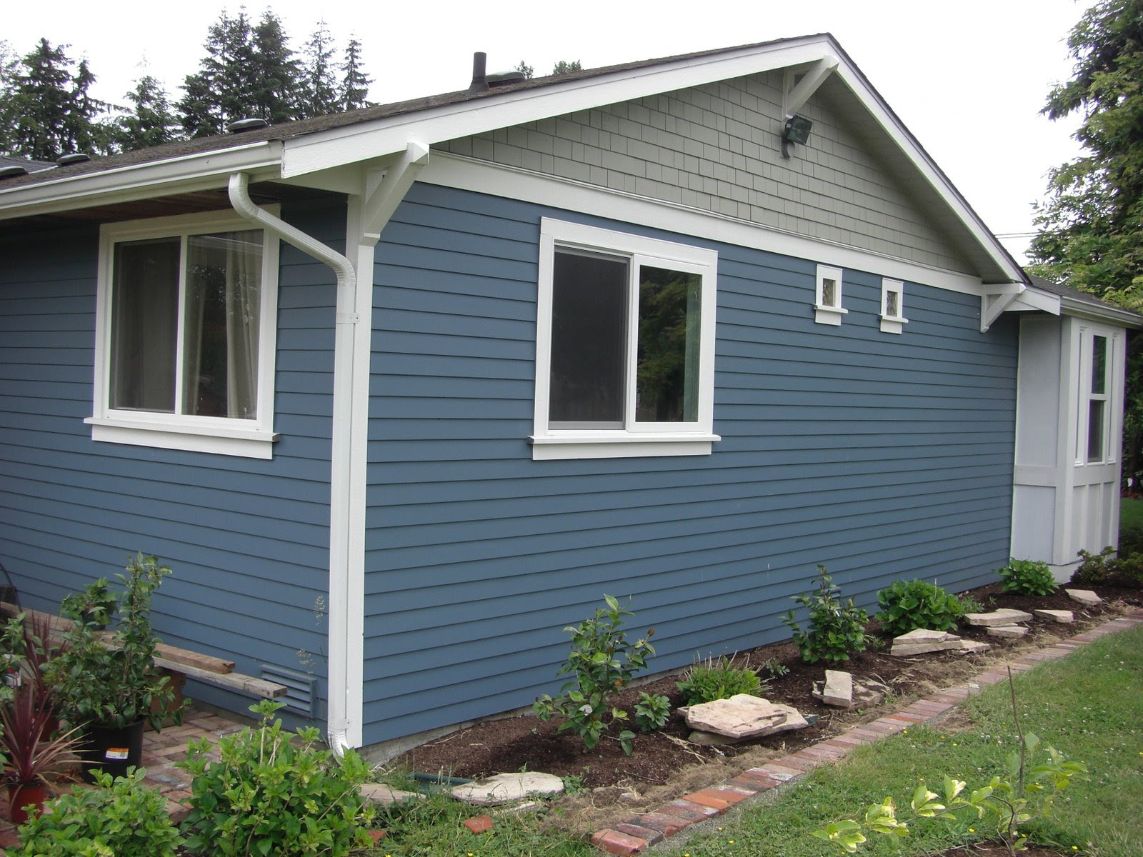 House with Siding