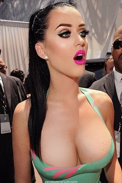 katy perry sexy epsn picker college football game