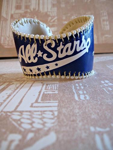 All Stars Baseball Cuff! 8
