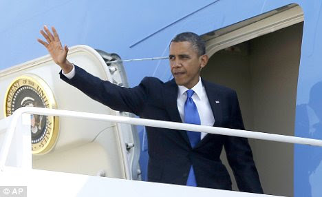 Air Force One: The presidential jet is one massive White House expense