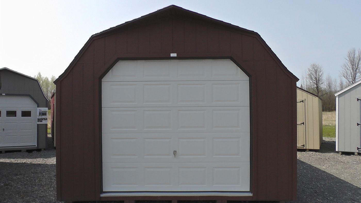 Portable Garage Sheds - North Country ShedsNorth Country Sheds