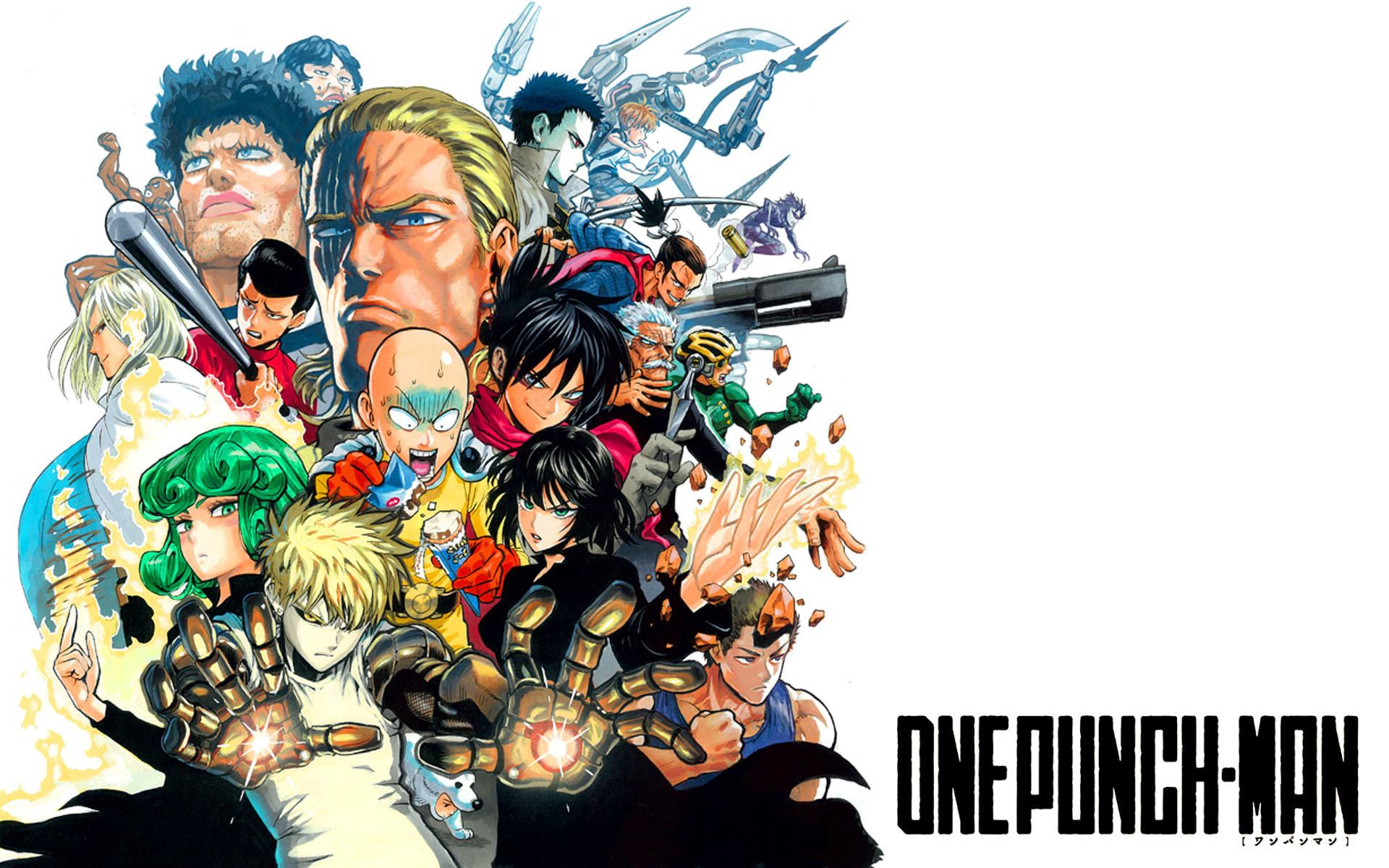 One Punch Man Desktop Wallpaper 71 Images