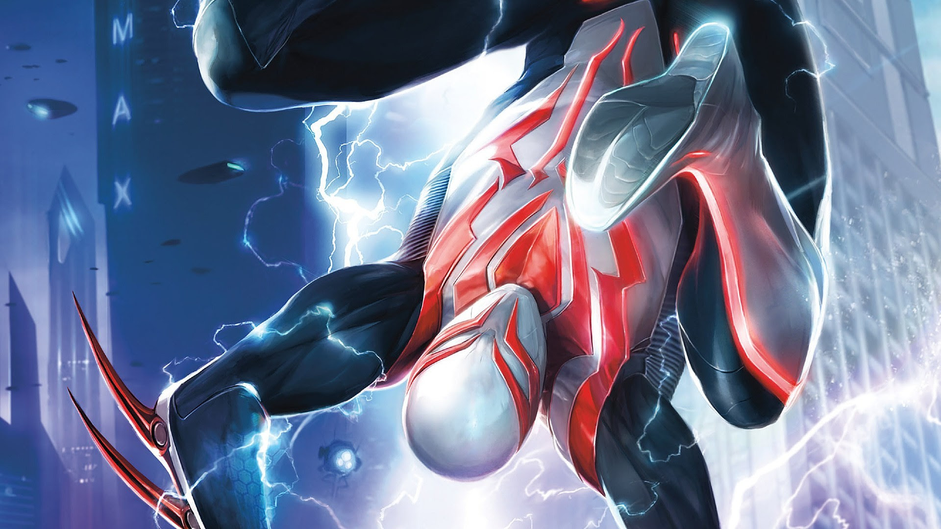 Spider Man 2099 Wallpapers (77+ background pictures)
