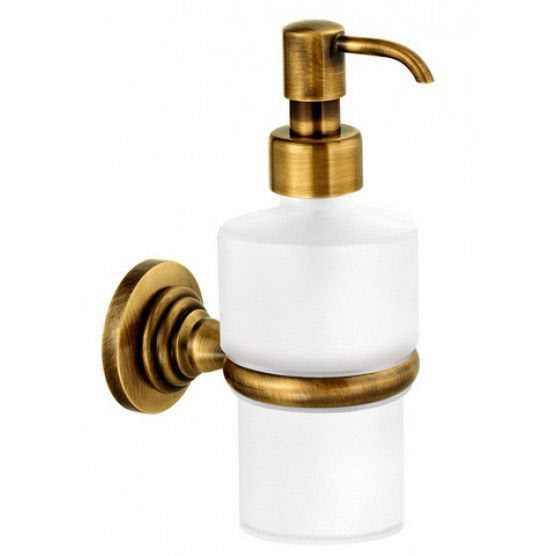 Commercial Soap Dispenser Wall Mounted Chrome Plated Brass