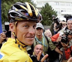 El exciclista Lance Armstrong. EFE/Archivo