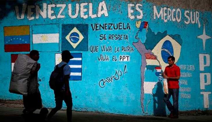 Bolivia rechaza argumentos para suspensión de Venezuela del MERCOSUR. Foto: Archivo Reuters