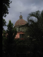 View of Church from My Room