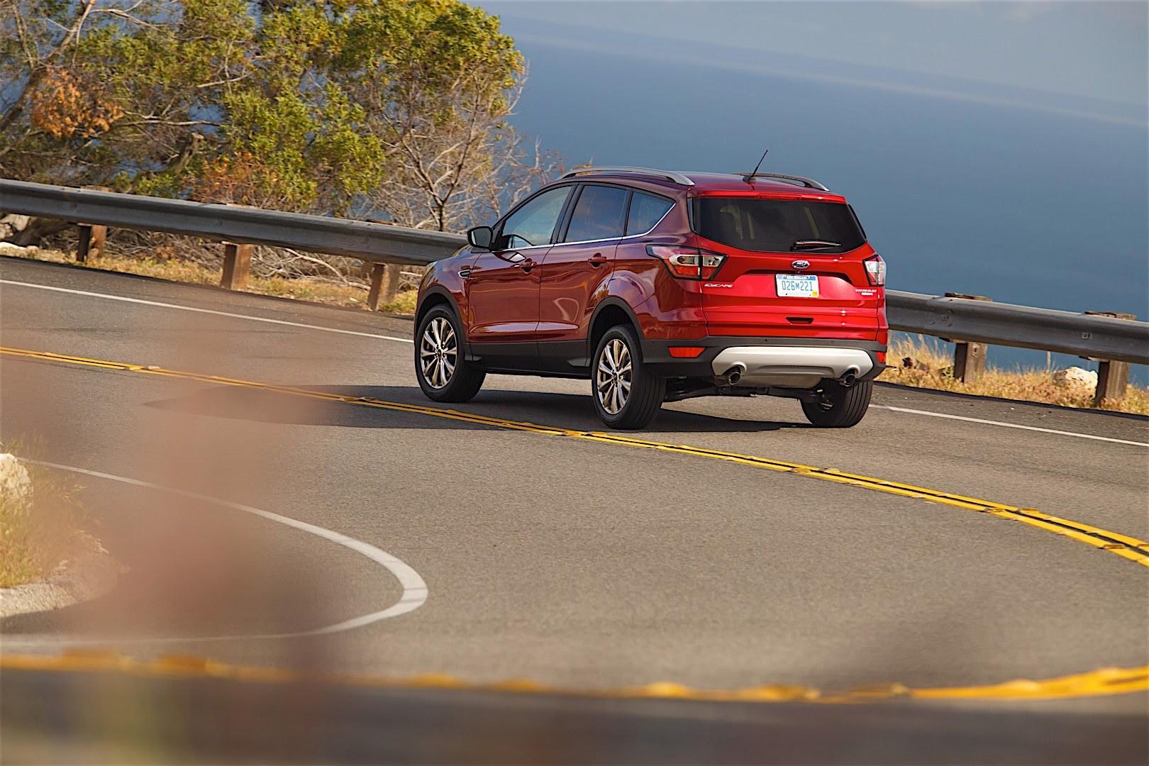 Ford Escape Specs  Autoevolution