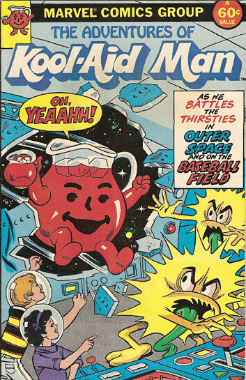 The Adventures of Kool-Aid Man (1983)