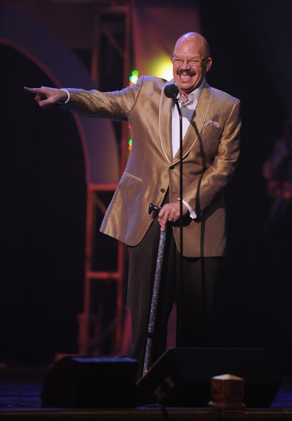 Tom Joyner - Soul Train Awards 2011 - Show