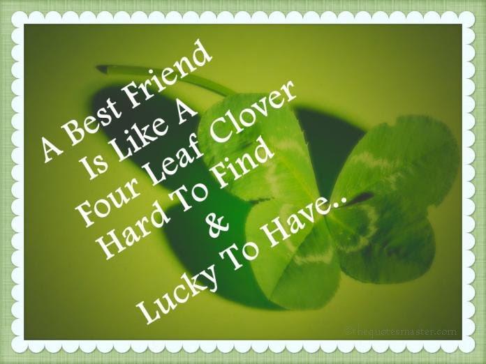 A best friend is like a