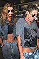 kstew stella arrive home after paris fashion week 04