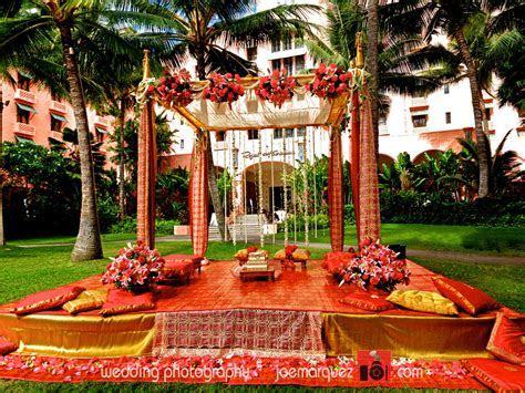 Destination Indian Wedding at Royal Hawaiian at Waikiki