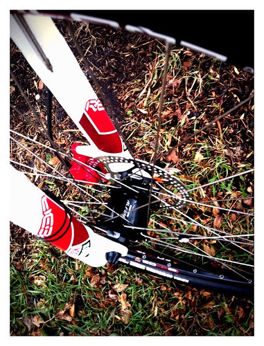 Redline D660 TransIowa race bike