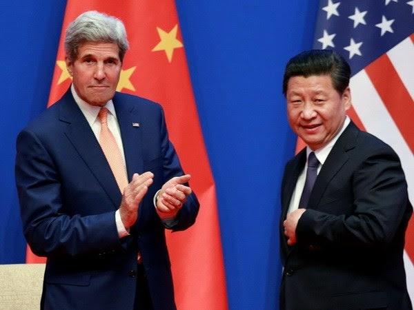 Trung, Mỹ, Biển Đông, giàn khoan 981, đối thoại kinh tế và chiến lược, Tập Cận Bình, John Kerry
