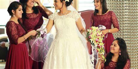 Wedding gowns kerala   Kerala wedding gowns   Kerala