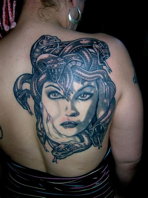 medusa tattoos designs ideas meaning tattoos