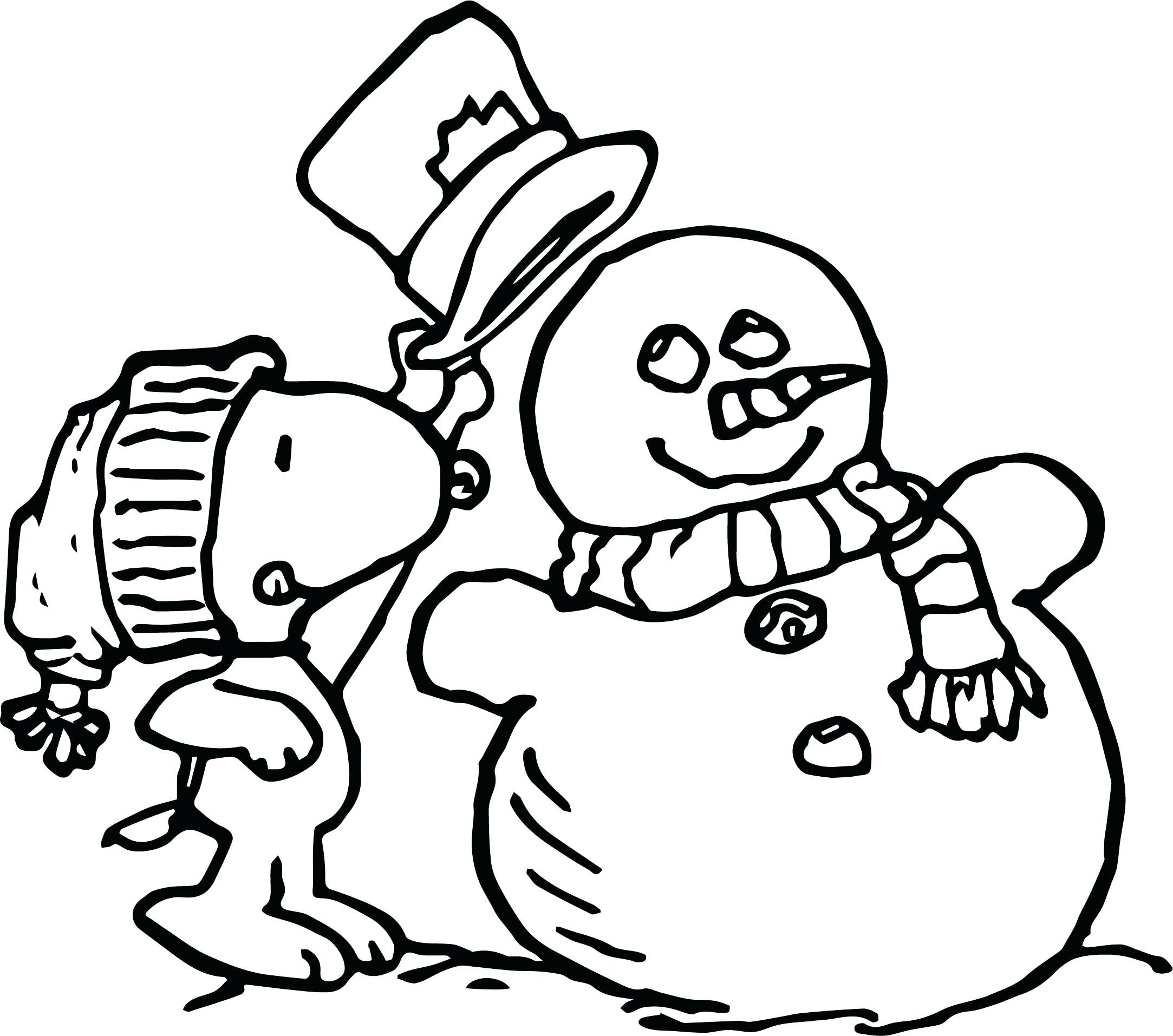 Winter Coloring Pages | Free download on ClipArtMag