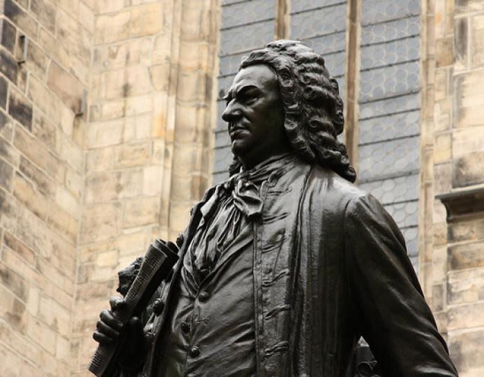 La música de Bach mercase por trés millones d'euros