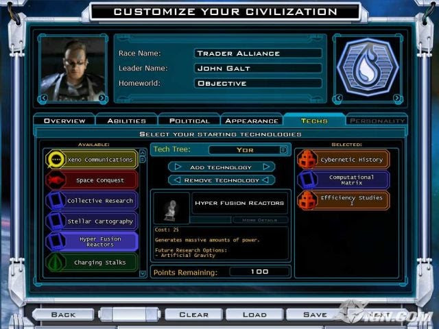 Galactic Civilizations II: Twilight of the Arnor Picture
