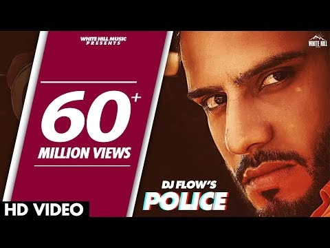 Police (Full Song) | DJ Flow | Afsana Khan | New Punjabi Song 2020 | White Hill Music