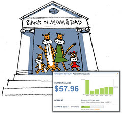 Virtual Family Bank