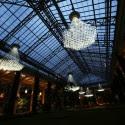 Impresionantes Bruce Munro Instalaciones LED iluminan los jardines de Longwood (24) Cortesía de Bruce Munro