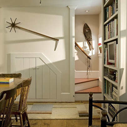 Attic Access Stairs Design, Pictures, Remodel, Decor and Ideas