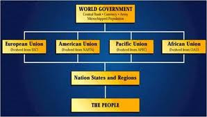 They are working towards a Global Government. A grandiose Despotism that will finally externalize the Usurer's Hierarchy.