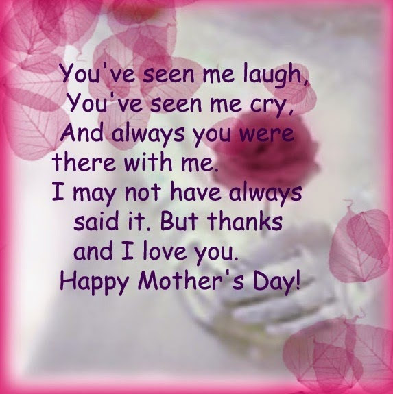 Lovely Happy Mothers Day Daughter Quotes   Soaknowledge