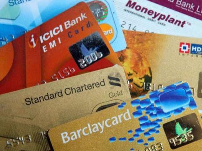 क्रेडिट कार्ड का फोटो