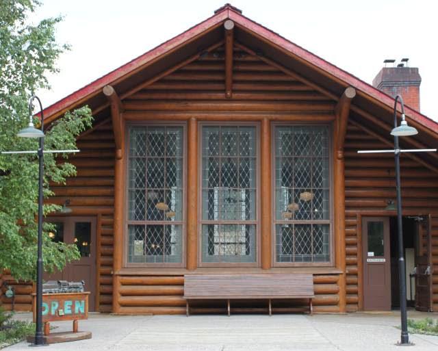 Lake Louise Station